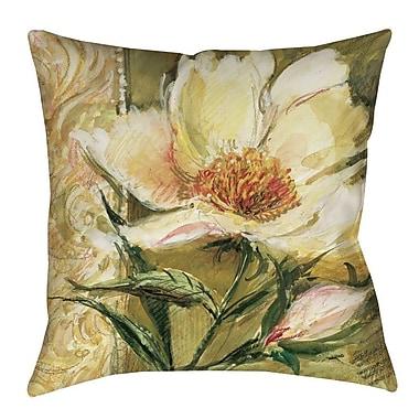 August Grove Loretta Indoor/Outdoor Throw Pillow; 20'' H x 20'' W x 5'' D