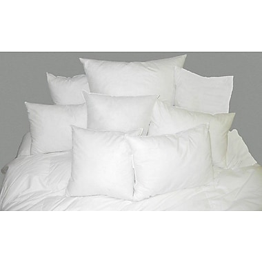 Alwyn Home Pillow Insert; 18'' H x 18'' W