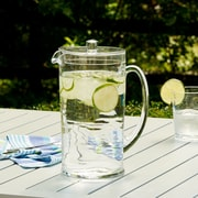Mint Pantry Cecilio Beverage Pitcher; Clear