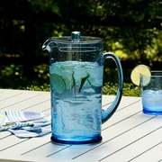 Mint Pantry Cecilio Beverage Pitcher; Soft Blue