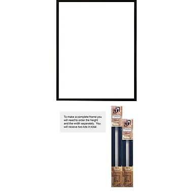 Symple Stuff Robinson Metal Sectional Do it Yourself Picture Frame; 26''