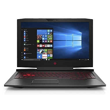 HP-Portatif de jeu 5-CE030CA 1UG83UA#ABL 15,6 po, 2,8 GHz Core i7-7700HQ, SSHD 1 To, 16 Go, NVIDIA GeForce GTX 1060, Win10