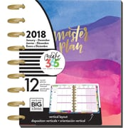 The Happy Planner® 2018 Classic 12 Month Planner, Master Plan (PLNY-34)