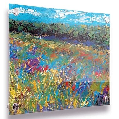 Red Barrel Studio 'One Fine Day' Acrylic Painting Print