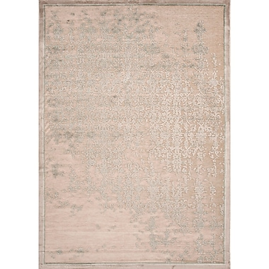 Ophelia & Co. Calixta Cream/Ivory Abstract Area Rug; 7'6'' x 9'6''
