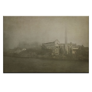 17 Stories 'Alcatraz Approaching' Photographic Print on Wrapped Canvas; 20'' H x 30'' W