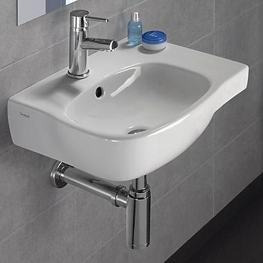 Bissonnet Moda 18'' Wall Mount Bathroom Sink