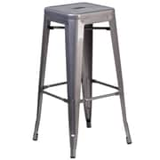Williston Forge Frank Backless Metal 30.25'' Bar Stool
