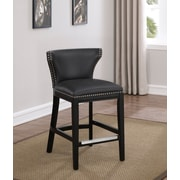 Darby Home Co Capecastle 25'' Bar Stool w/ Cushion