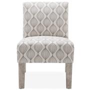 Gracie Oaks Dufton Slipper Chair