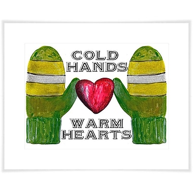 The Holiday Aisle Holiday Collection - Warm Hearts | Paper Art Prints - 12.5x10.5