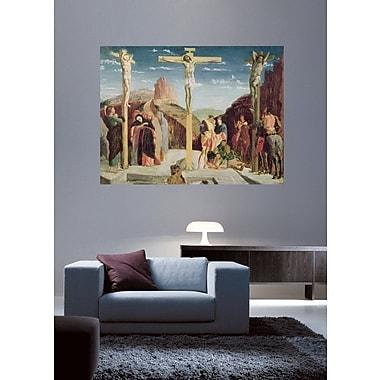 Astoria Grand 'Calvary' by Edgar Degas Graphic Art Print Poster; 27'' H x 36'' W