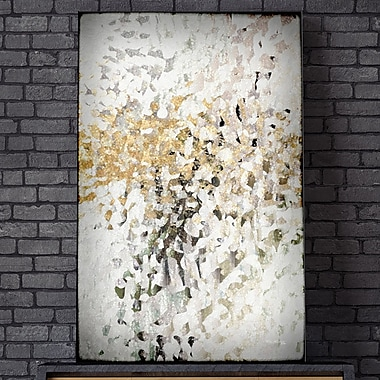Mercer41 'Why are You So Fearful? Mark 4:40' Graphic Art Print on Wrapped Canvas; 60'' H x 36'' W