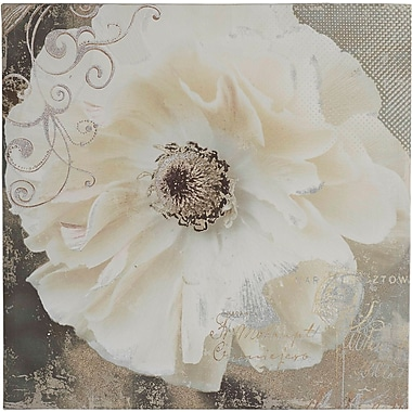 Ophelia & Co. 'Blooming Softly I' Painting Print on Wrapped Canvas