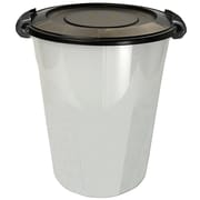 Rebrilliant 6 Gallon Bulk Storage Container w/ Double-Lock Lid Box