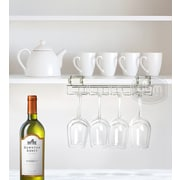 Rebrilliant Metal Storage Hanging Shelving Rack