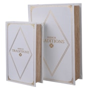 Ophelia & Co. 2 Piece Book Box Set