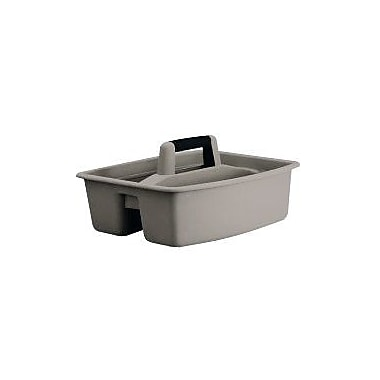 Rebrilliant Rough & Rugged Multi-Purpose Utility Caddy; Taupe