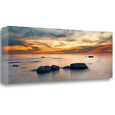 Tangletown Fine Art 'Bit of Heaven' by Daniel J. Bellyk Photographic Print on Wrapped Canvas