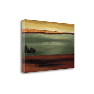Tangletown Fine Art 'Morning Song' by Ursula Salemink-Roos Graphic Art on Wrapped Canvas