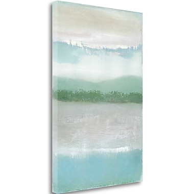 Tangletown Fine Art 'Equinox' by Caroline Gold Graphic Art on Wrapped Canvas; 24'' H x 16'' W
