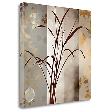 Tangletown Fine Art 'A Gentle Breeze I' by Edward Aparicio Graphic Art on Wrapped Canvas