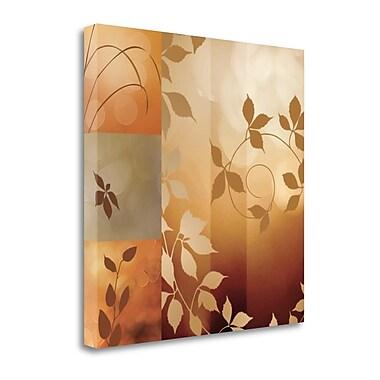 Tangletown Fine Art 'Freedom' by Edward Aparicio Graphic Art on Wrapped Canvas; 25'' H x 25'' W