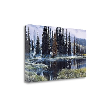 Tangletown Fine Art 'Heaven on Earth' by Andrew Kiss Photographic Print on Wrapped Canvas