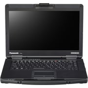 "Panasonic Toughbook CF-54D2881VM 14"" Notebook, Intel Core i5 i5-6300U Dual-core 2.40 GHz, 8 GB DDR3L SDRAM, 256 GB SSD"