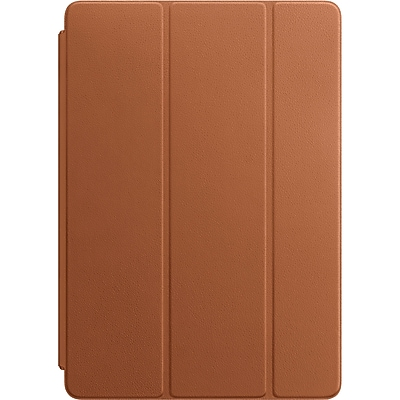 """Apple Smart Cover Cover Case (Cover) for 10.5"""" iPad Pro, Saddle Brown"""