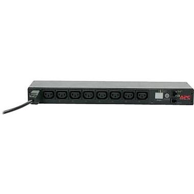 APC by Schneider Electric Rack PDU, Switched, 1U, 16A, 208/230V, (8)C13