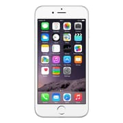 Apple iPhone 6 16GB Unlocked GSM 4G LTE Dual-Core Phone Refurbished - Silver