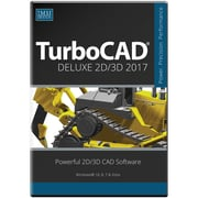 TurboCAD Deluxe 2017 [téléchargement]
