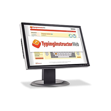 Typing Instructor Web - Annual Subscription [Download]