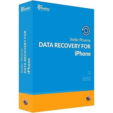 Stellar - Récupération des données Phoenix pour iPhone, Mac [Téléchargement]
