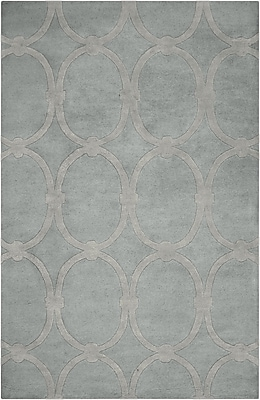 Charlton Home Alldredge Dove Area Rug; 8' x 11'