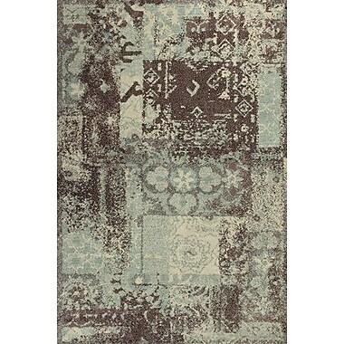 Winston Porter Mcintosh Palette Tan Area Rug; 5' x 7'