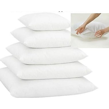 Alwyn Home Pillow Insert w/ Removable Zippered Protector