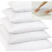 Alwyn Home White Soft Feather Pillow Insert (Set of 2)