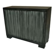 17 Stories Kaitlynn 2 Lined Panel Cabinet