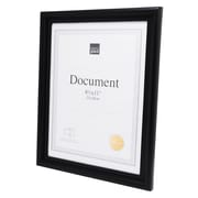 Red Barrel Studio Black Document Picture Frame (Set of 24)
