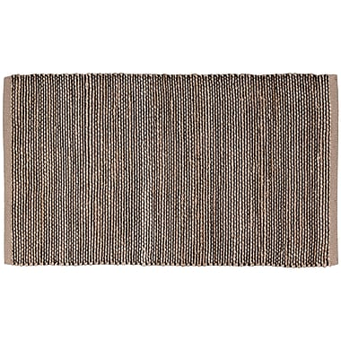 17 Stories Isolde Brown Area Rug