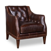 17 Stories Enzo Leather Club Chair
