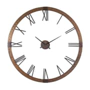 17 Stories Oversized 60'' Round Wall Clock