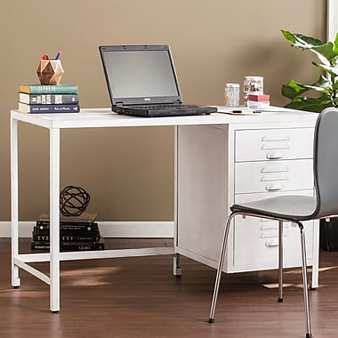 17 Stories Karli Wooden/Metal Writing Desk