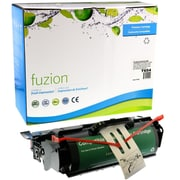 fuzion™ Lexmark T654X80G Remanufactured Extra High Yield Toner Cartridge, Black