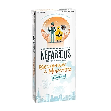 Nefarious – Extension Becoming a Monster