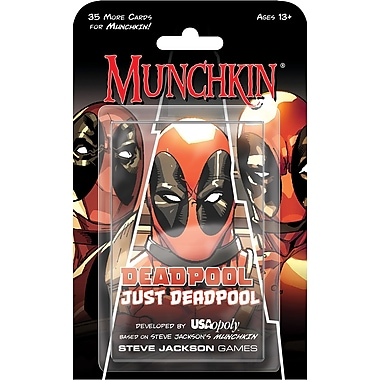 Munchkin Deadpool - Just Deadpool