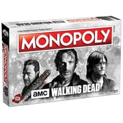 Monopoly The Walking Dead d'AMC