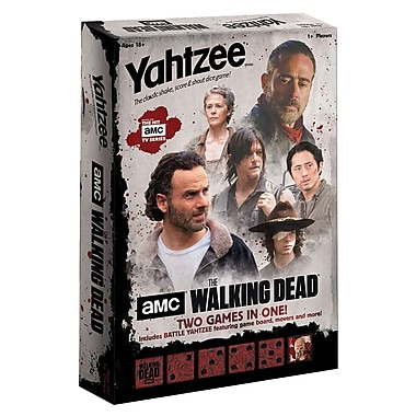 Yahtzee AMC The Walking Dead